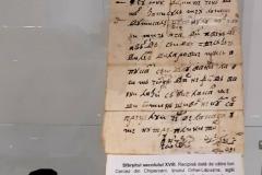 Sfarsitul-secolului-XVIII.-Recipisa-data-de-catre-Ion-Cercez-din-Chiperceni-tinutul-Orhei-Lapusna-agai-Cuzulagi-